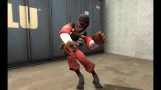 Demoman Dance (Team Fortress 2) GMOD