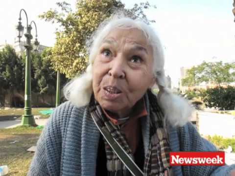 """Nawal El-Saadawi: """"50 Pounds and a Chicken to Beat Us"""""""