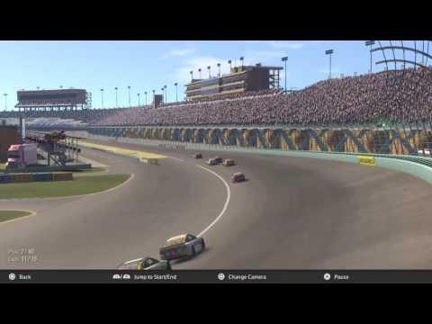 Penske V. Me (+ Dale Jr.) NASCAR HEAT EVOLUTION |