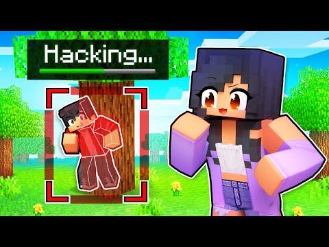 Using HACKS To Cheat In Minecraft Hide N' Seek! - Aphmau