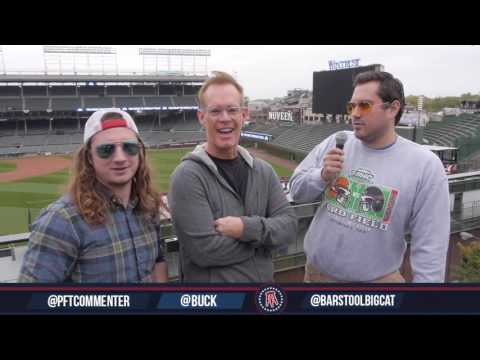 Pardon My Take Exit Interview featuring Fox Announcer Joe Buck