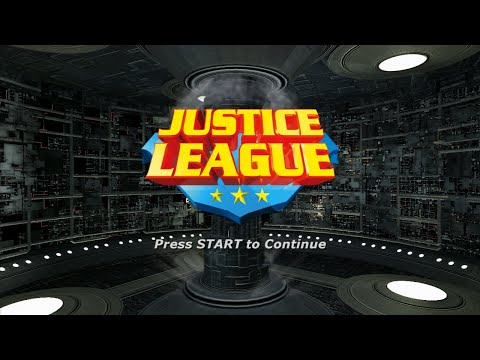 Justice League: Unreleased for Xbox 360 Raw VS Mode Footage