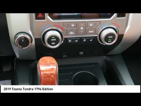 2019 Toyota Tundra Hendersonville NC 19T0549