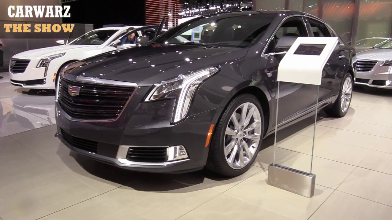 2018 cadillac xts v sport platinum v6 twin turbo 410hp at. Black Bedroom Furniture Sets. Home Design Ideas