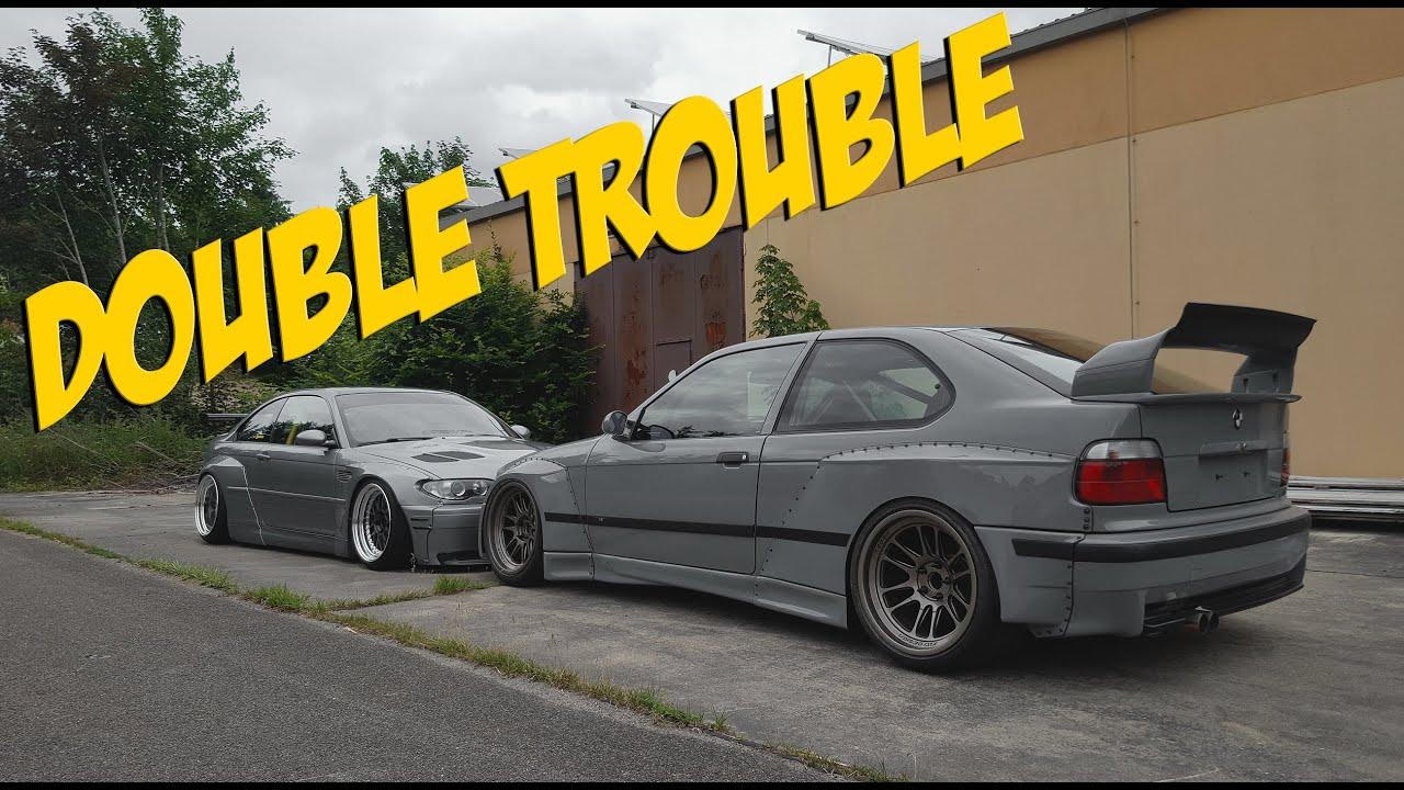BMW E36 and E46 Rocketbunny Pandem