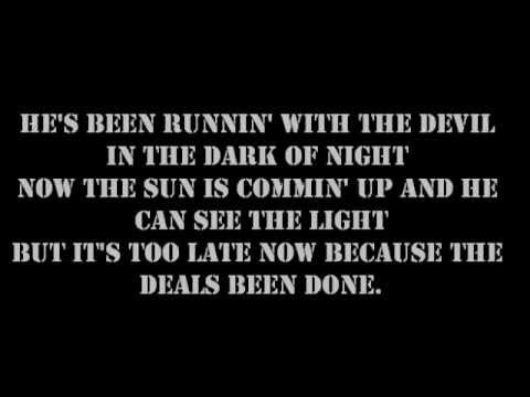 """The Outlaw Way""- The Railbenders (Lyrics Video)"