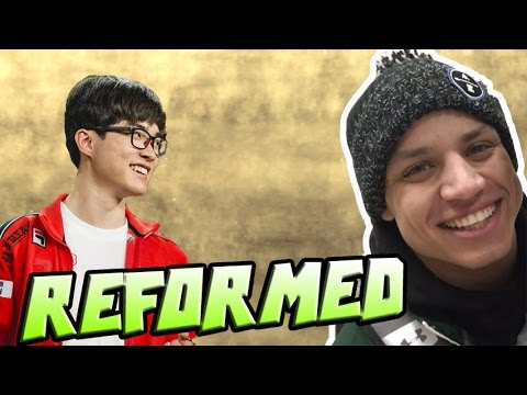 TYLER1 REFORMED |  FAKERS FAIL FLASH | DENIED PENTAKILL   LoL Humorous Stream Moments #132
