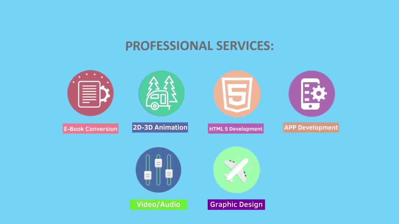 Publishing and eBook conversion service provider in India
