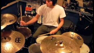 Kyle Conlon - Behind Closed Doors Drum Cover