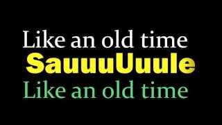 Dusty Men - Saule & Charlie Winston - Paroles, Lyrics