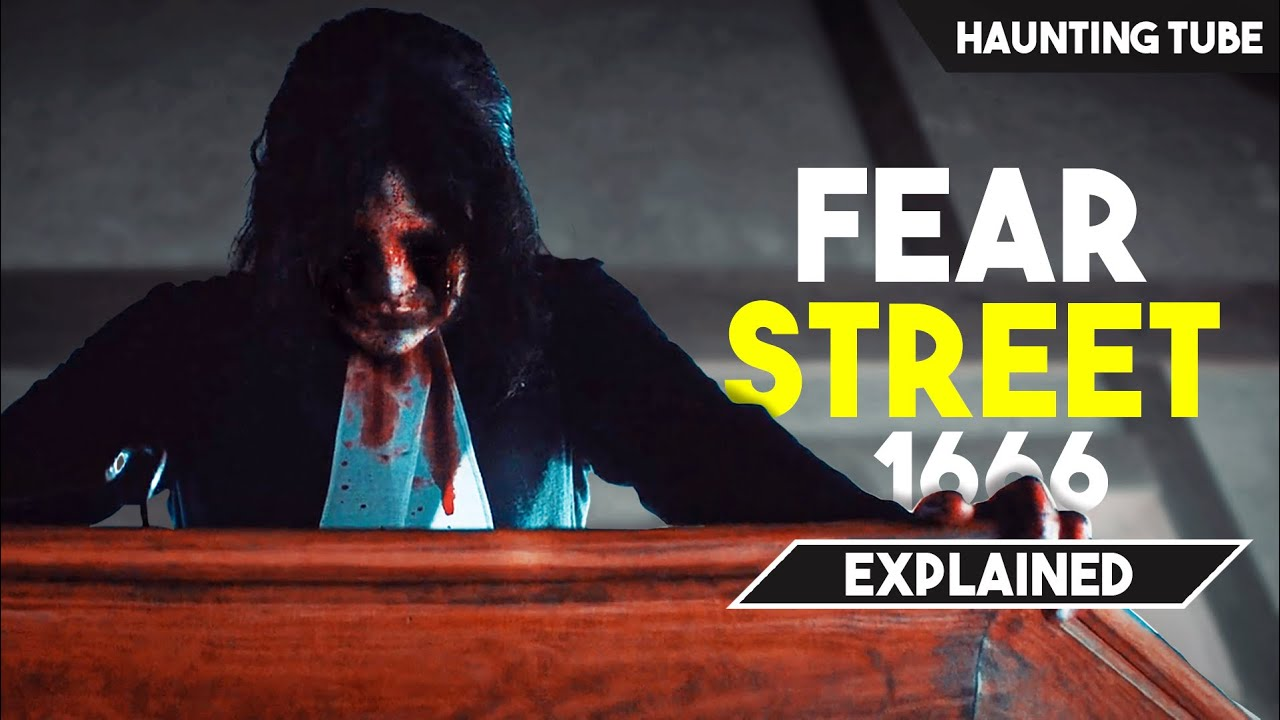 Fear Street Part 3: 1666 (2021) Explained in Hindi   Finale of Fear Street Trilogy   Haunting Tube