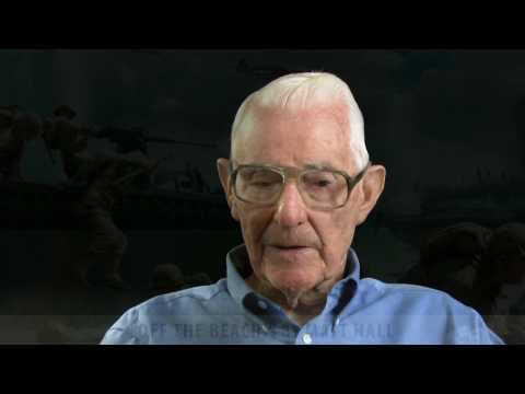 "The ""real"" Peleliu landing assault recalled by R.V. Burgin"