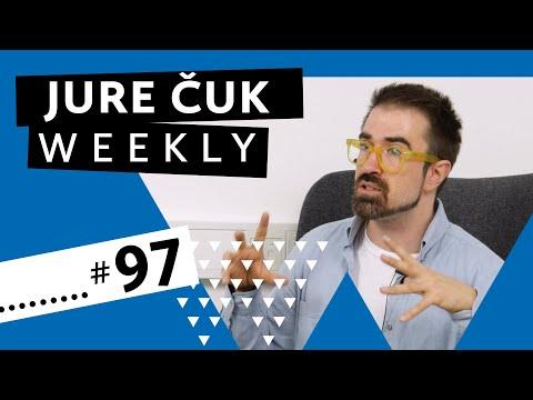 Jure Čuk razkriva, kako WOOP! z majhno ekipo dosega uspeh [POINT OUT Weekly #97]