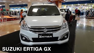 Suzuki Ertiga GX 2017 - Exterior and Interior