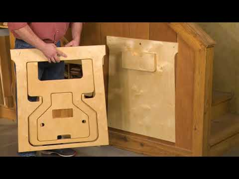 Woodworking Tip:  Corral Your Sawhorses