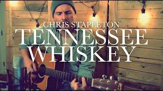 CHRIS STAPLETON - Tennessee Whiskey (acoustic cover) Luke James Shaffer