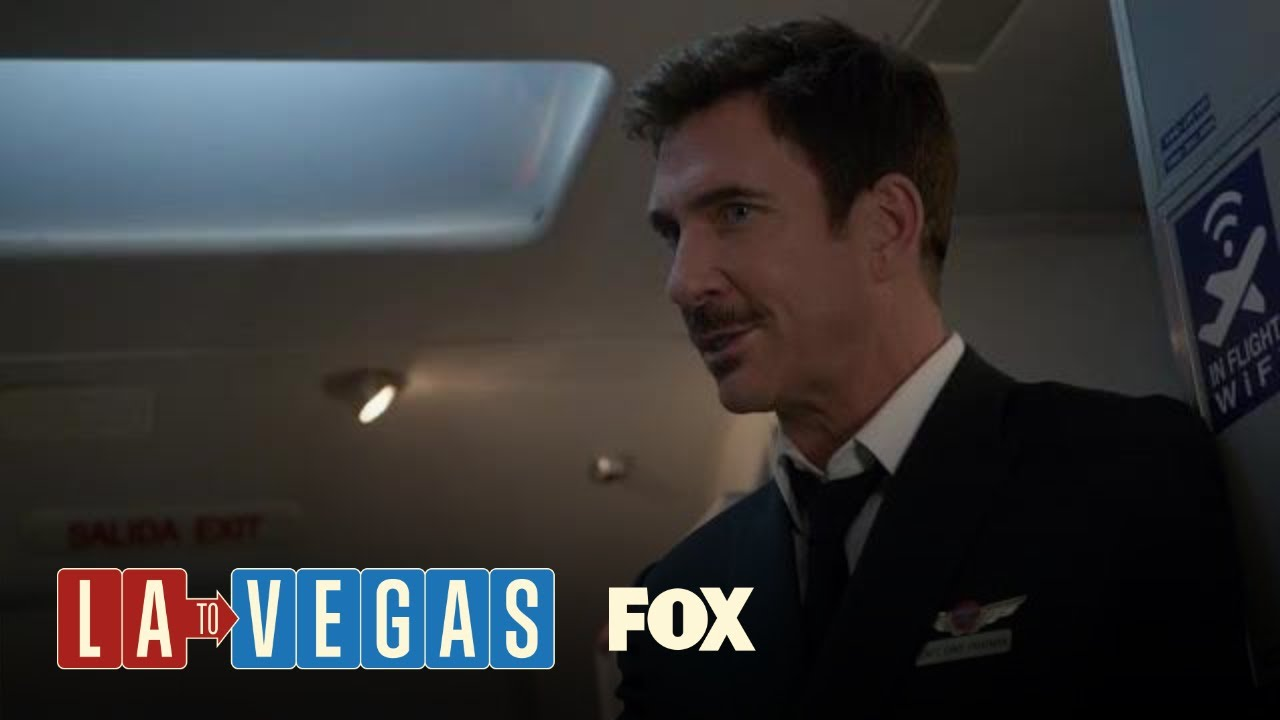 Captain Dave Has Been Divorced Three Times | Season 1 Ep. 7 | LA TO VEGAS