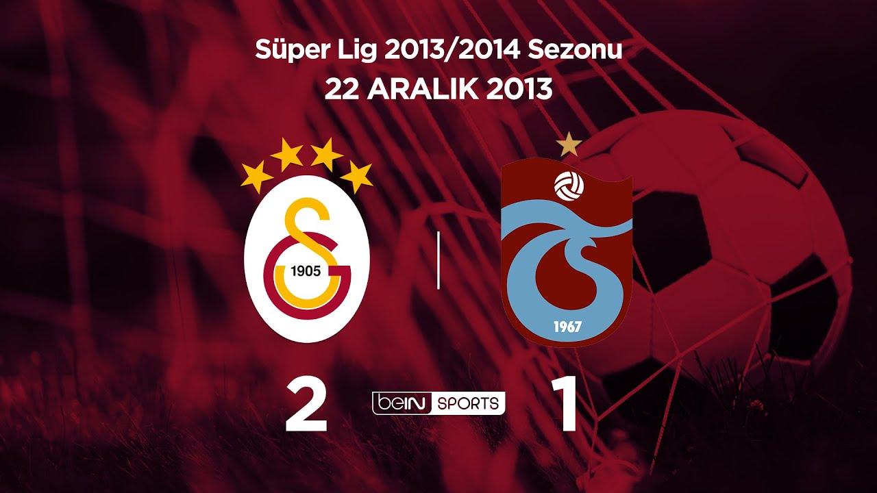 22.12.2013 | Galatasaray-Trabzonspor | 2-1