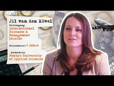 International Business & Management Studies studieren - Fontys University of Applied Sciences