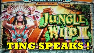 WMS - Jungle Wild III - Ting Speaks!