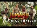JUMANJI: WELCOME TO THE JUNGLE - International Trailer #2 - In Cinemas Boxing Day.