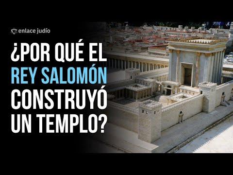 ¿Por Qué El Rey Salomón Construyó Un Templo? Responde Adolfo Roitman