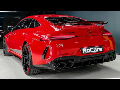 2020 Mercedes-AMG GT 63 S - Interior And Exterior Details