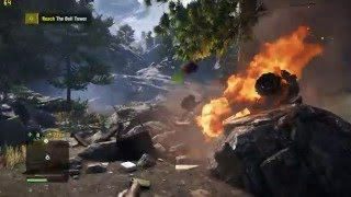 i5 6600k and GTX 970 - Far Cry 4 - ULTRA Quality preset gameplay