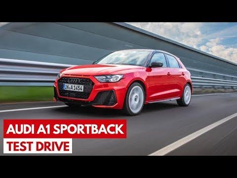 Audi A1 Sportback 2019   Test drive della nuova compatta degli Anelli