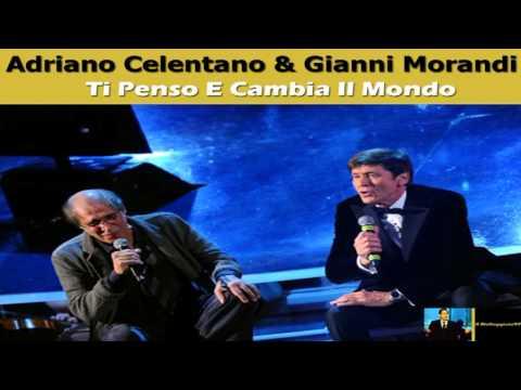 Adriano Celentano & Gianni Morandi Ti Penso E Cambia Il Mondo 2012