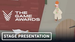 Beaker Meets Untitled Goose Game at The Game Awards 2019