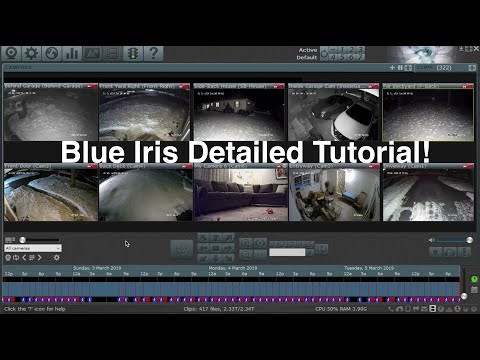 Blue Iris Detailed Tutorial - The Best Security Camera