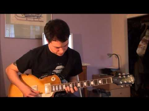 Saosin - Bury your Head (HD Guitar Cover)