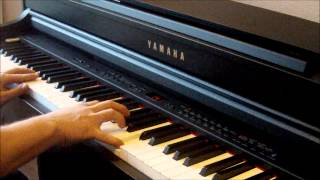 Simon & Garfunkel - The Sound of Silence (Piano Cover)