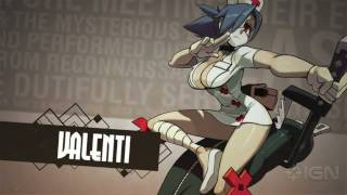 Skullgirls - Be My Valentine Trailer