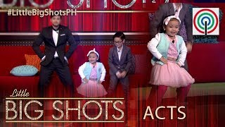 Little Big Shots Philippines: Miche | 4-year-old Viral Little Dancer