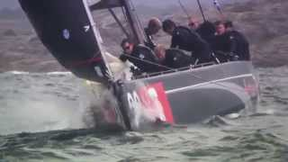 Boats on TV's World on Water Global Sailing News August 17.2014 Gale hit Round Britain Ireland Race