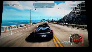 Need for Speed Hot Pursuit: Roadsters Reborn - Race (2160p) 4K Gameplay
