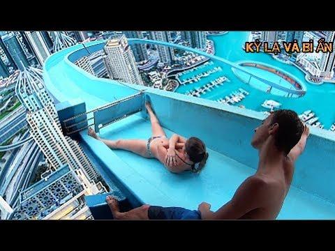 10 máng trượt nước nguy hiểm và đáng sợ nhất Thế Giới