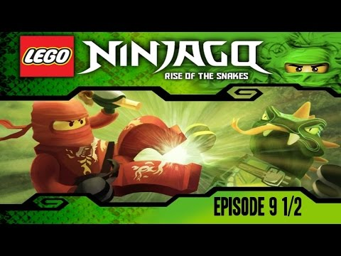 Ninjago rise of the snakes episode 9 : Fort henry mall movie theater