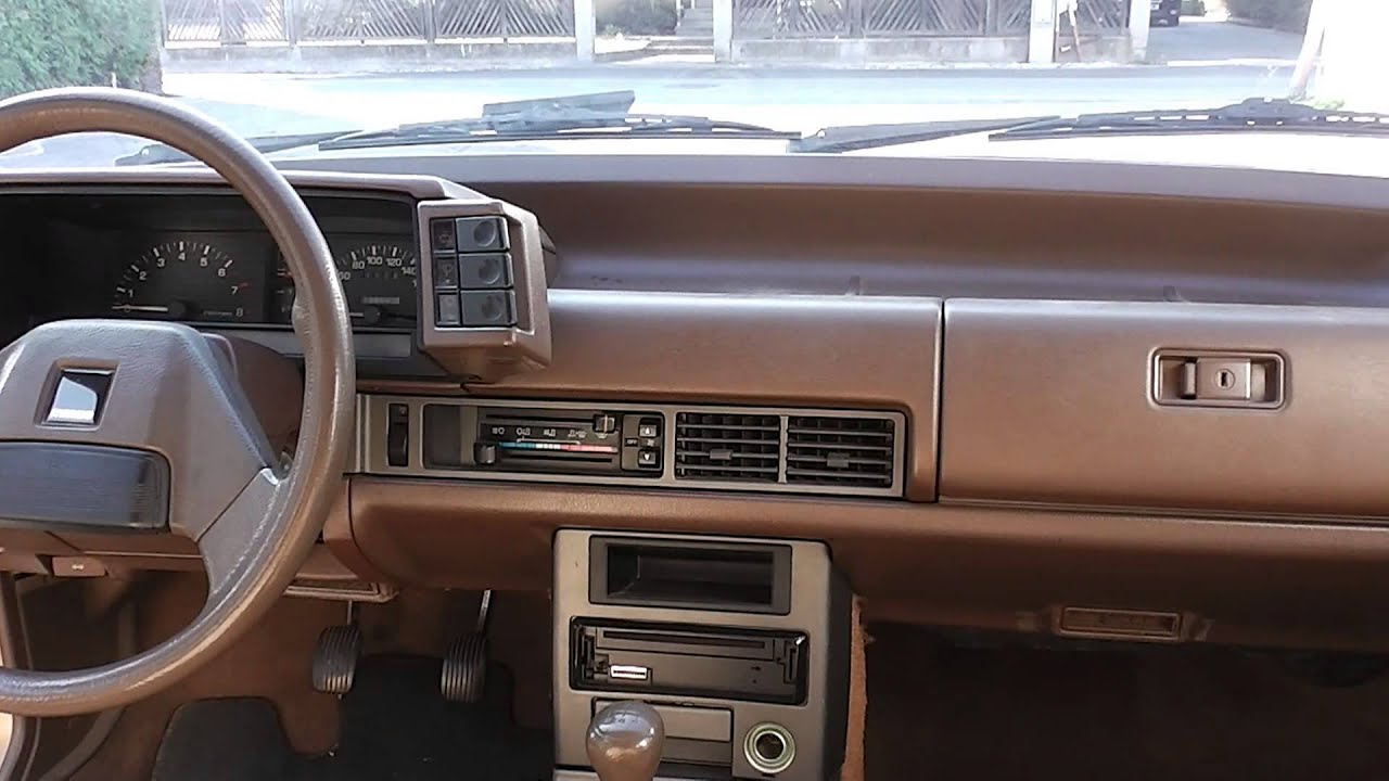 Mazda 626 GC - YouTube