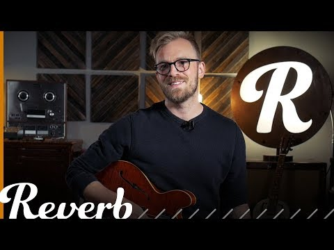 Joey Landreth on Open C Tuning with Baritone Strings | Reverb Interview