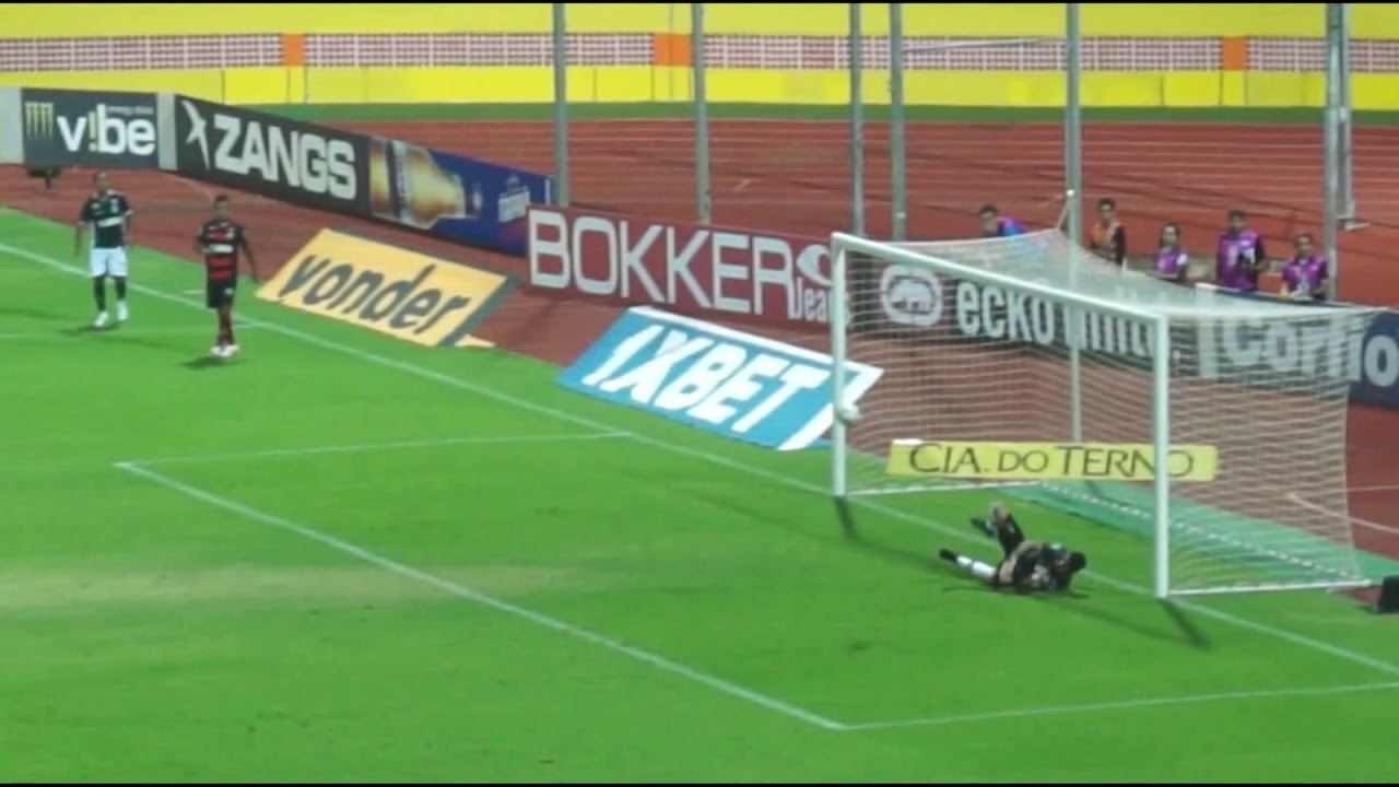 Feras do Esporte: Goiás 2 x 1 Atlético - Brasileirão Série B. 15/09/2018