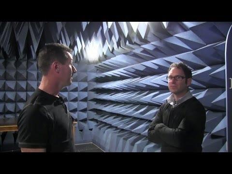 EMC RF Anechoic Test Facility Tour - EEVblog #202