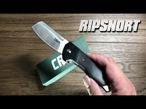 CRKT Ripsnort Unboxing