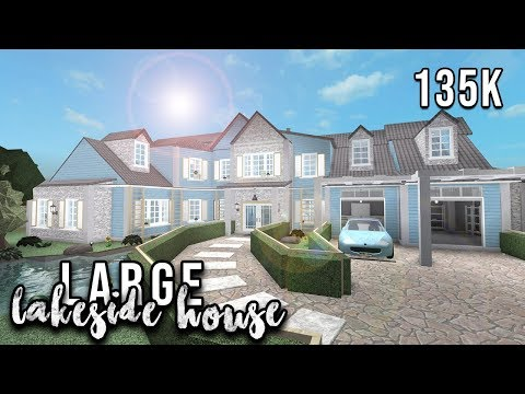 Roblox | Welcome to Bloxburg: Waterside House | Build Battle