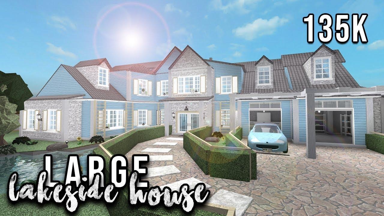 Welcome To Bloxburg: Waterside House