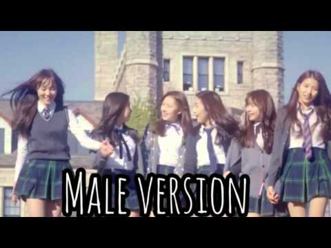 G-Friend - Rough (Male Version)