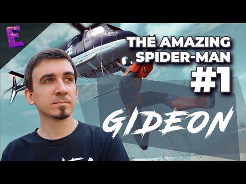 Прохождение The Amazing Spider Man. Выпуск 1