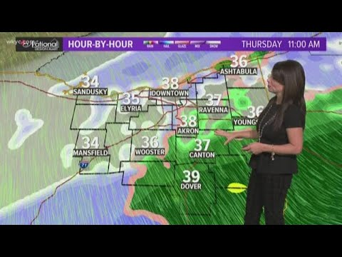 Morning Weather Forecast For Northeast Ohio: November 7, 2019